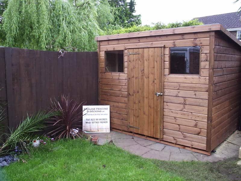 shed Southampton