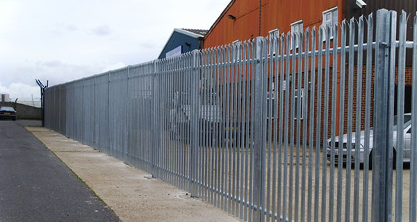 security fencing hampshire