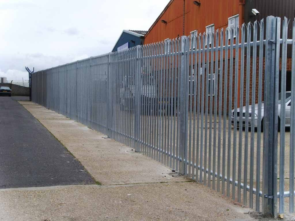 security fencing Southampton