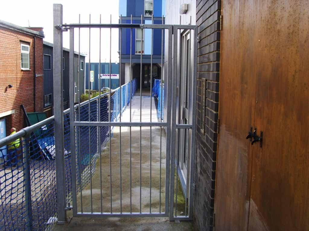 security Gate Southampton