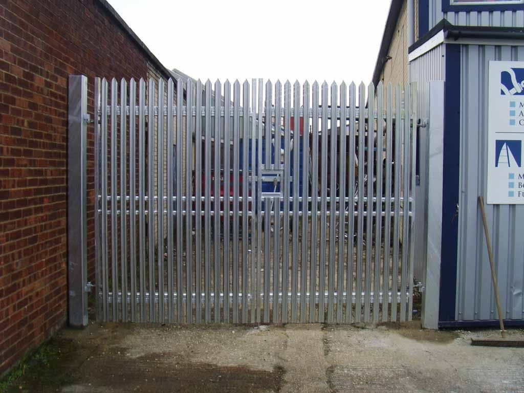 security fencing Romsey