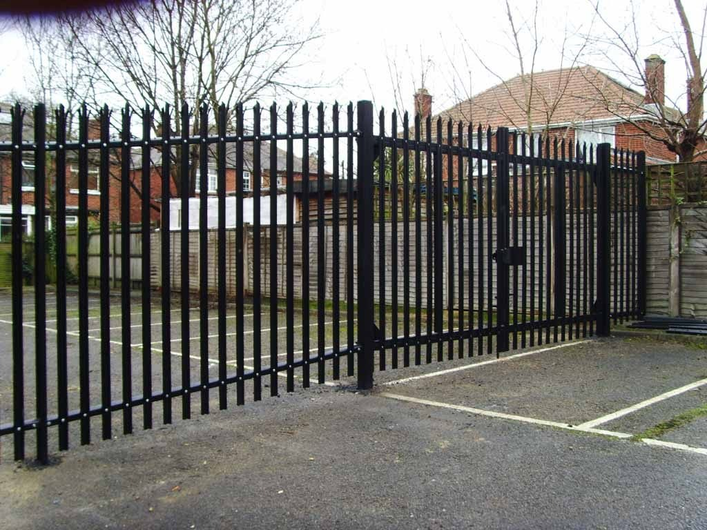 security fencing in Hampshire