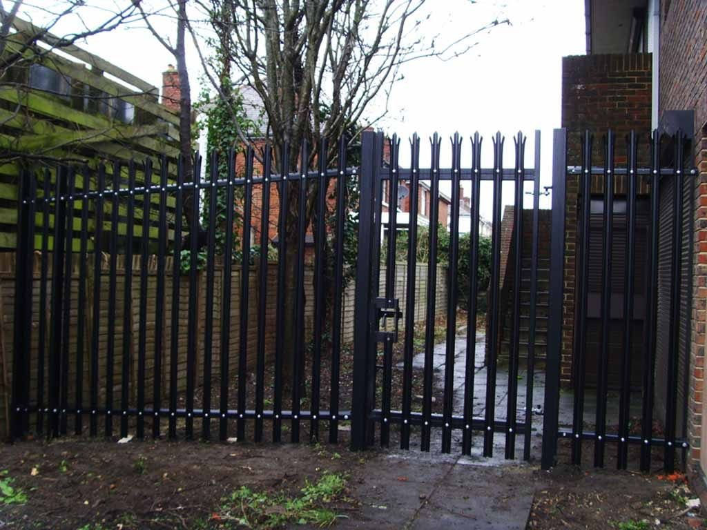 industrial fencing Romsey