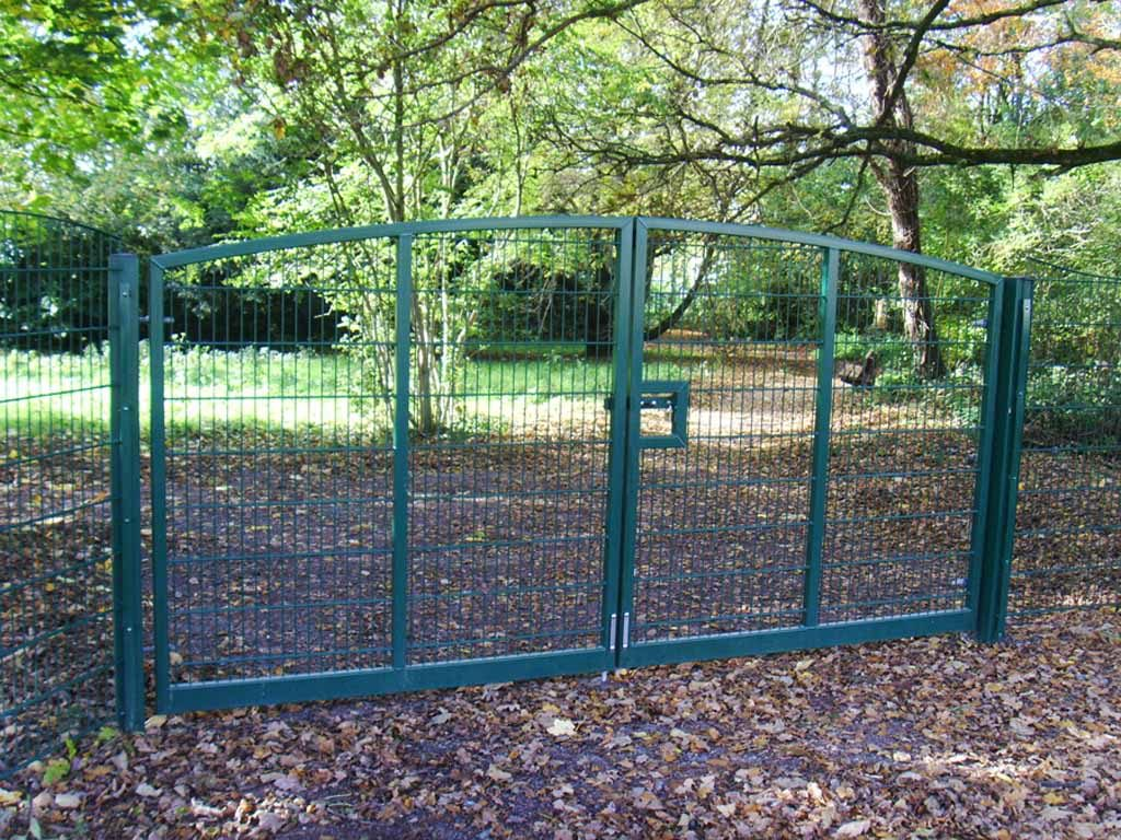 fencing Hampshire