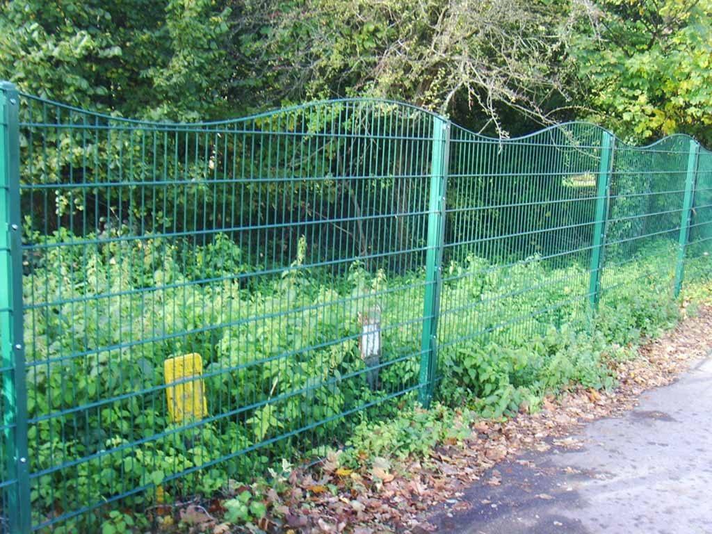 fencing Romsey