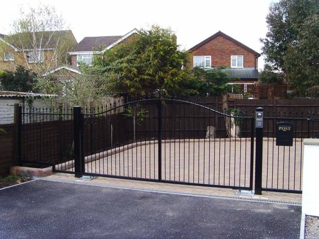 wrought iron gates southampton