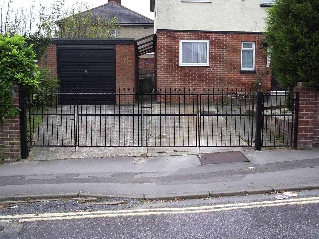 wrought iron gates Hampshire