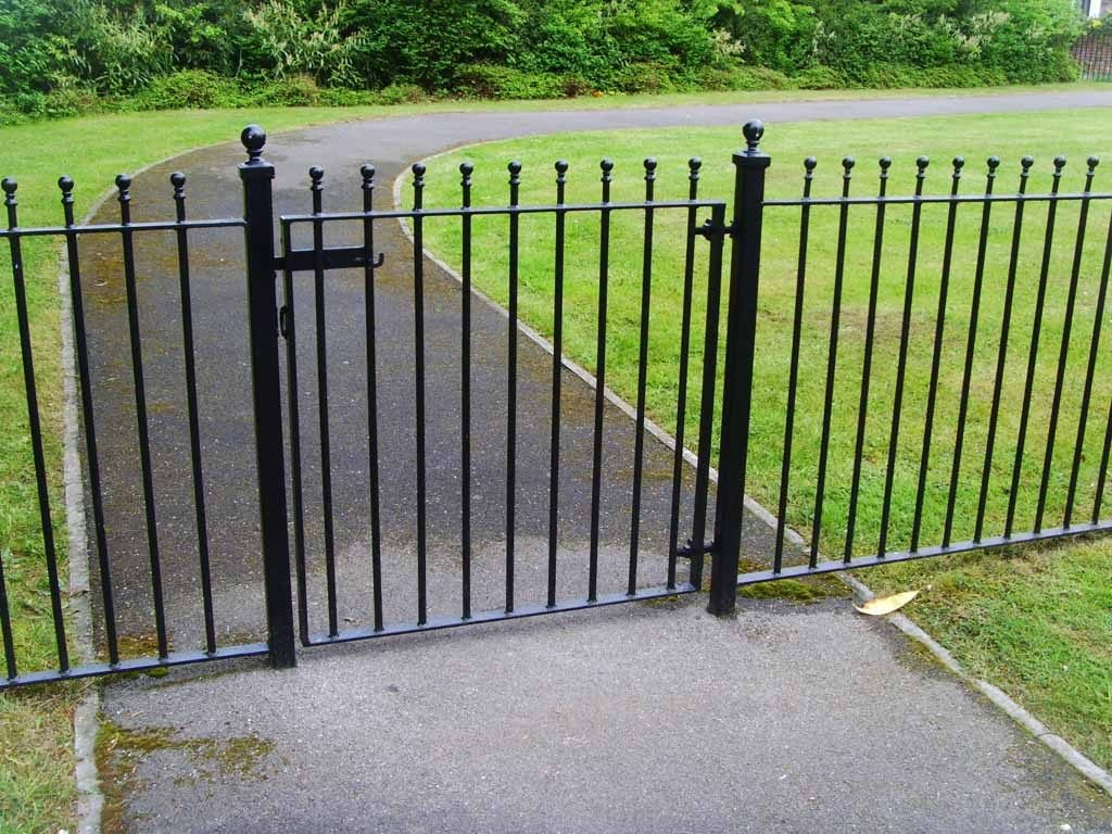 security fencing Southampton Hampshire