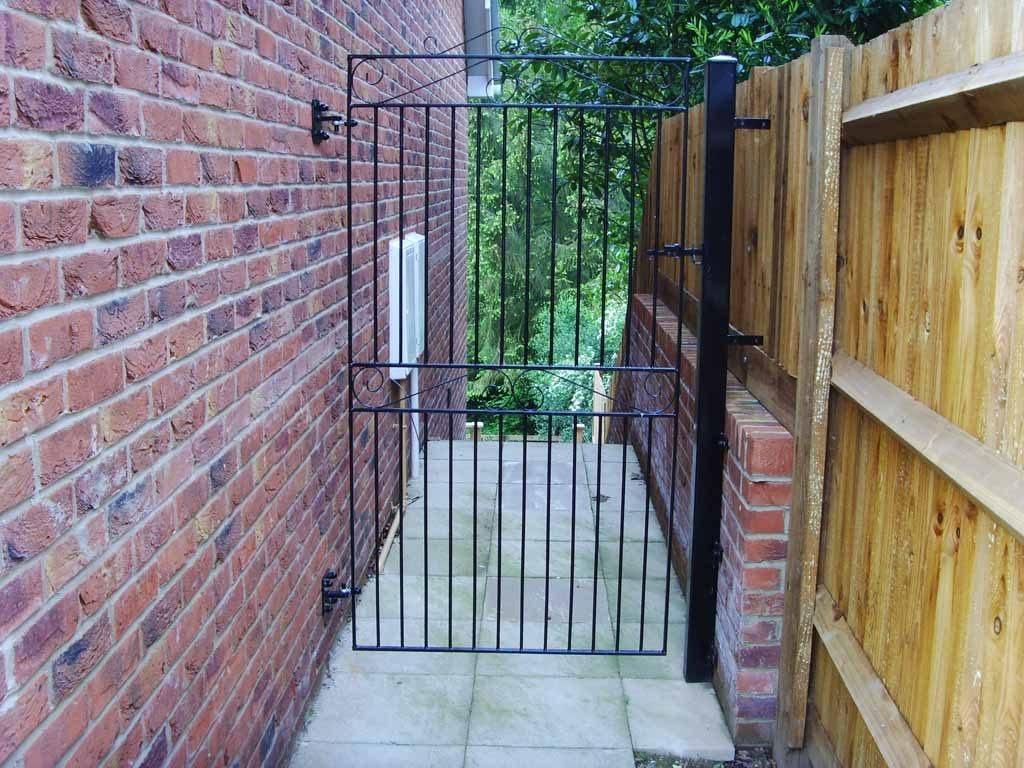 Security gates hampshire