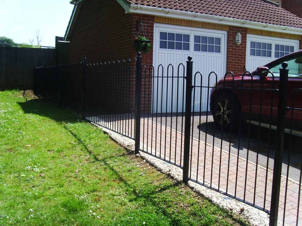 Fencing Winchester