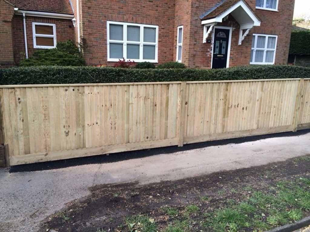 fencing southampton