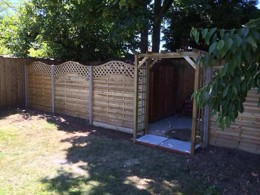 Fencing Contractors Southampton Proline Fencing And