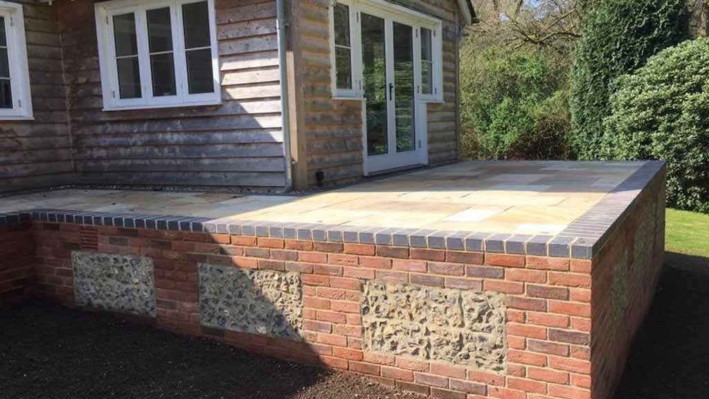 patio layers Romsey