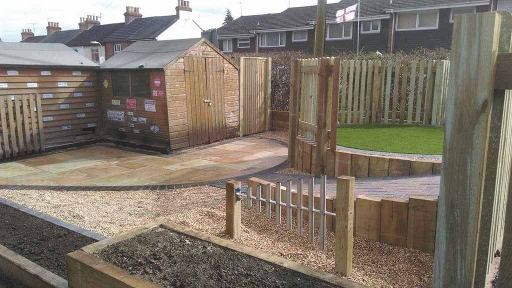 landscaping winchester