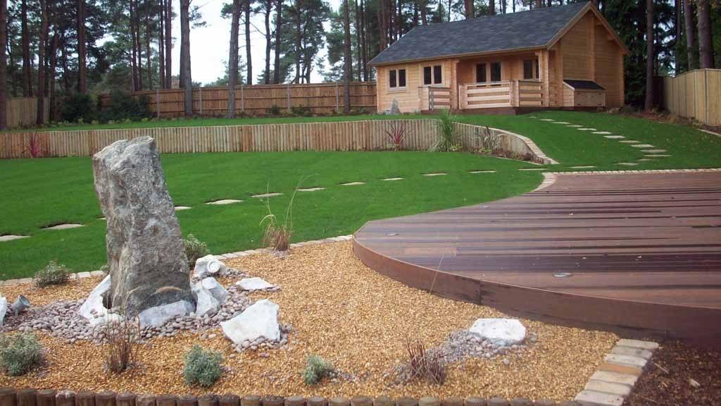 landscaping romsey