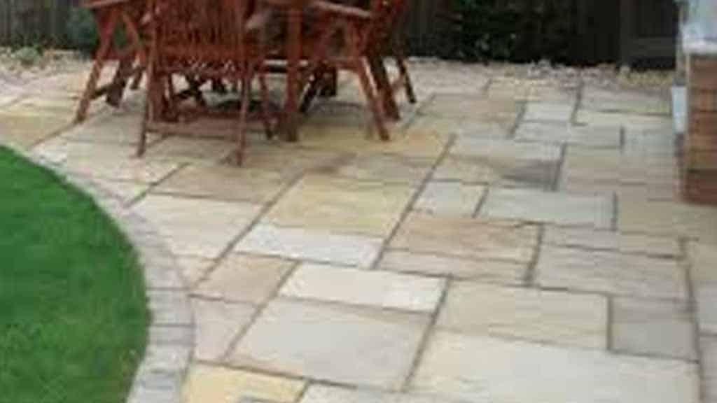 patio layers Hampshire