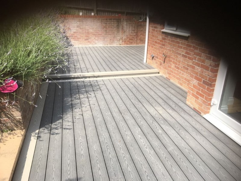 composite decking Southampton