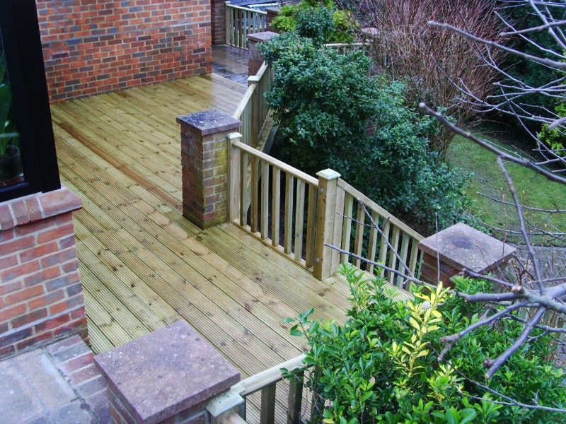 Decking Specialists Romsey