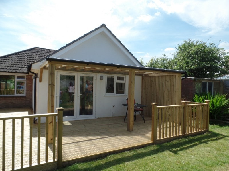 Decking Specialists Southampton