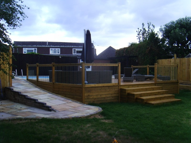 landscaping romsey