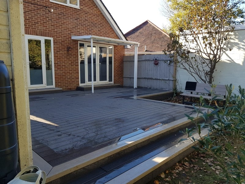 decking in Romsey