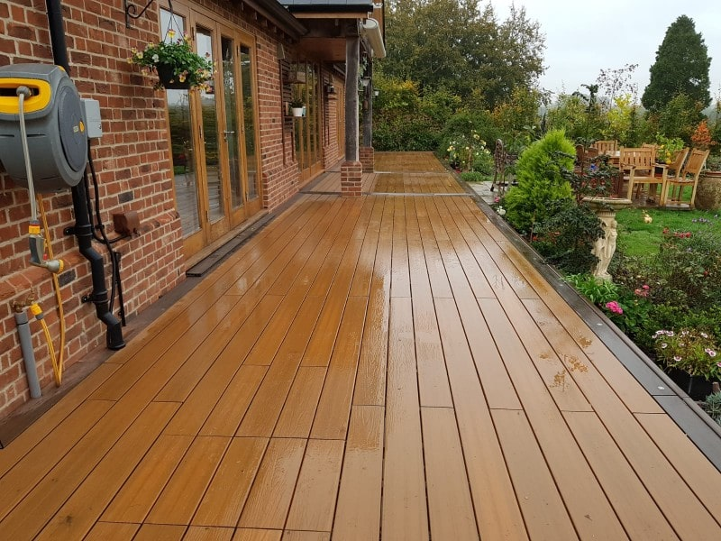 decking in southampton
