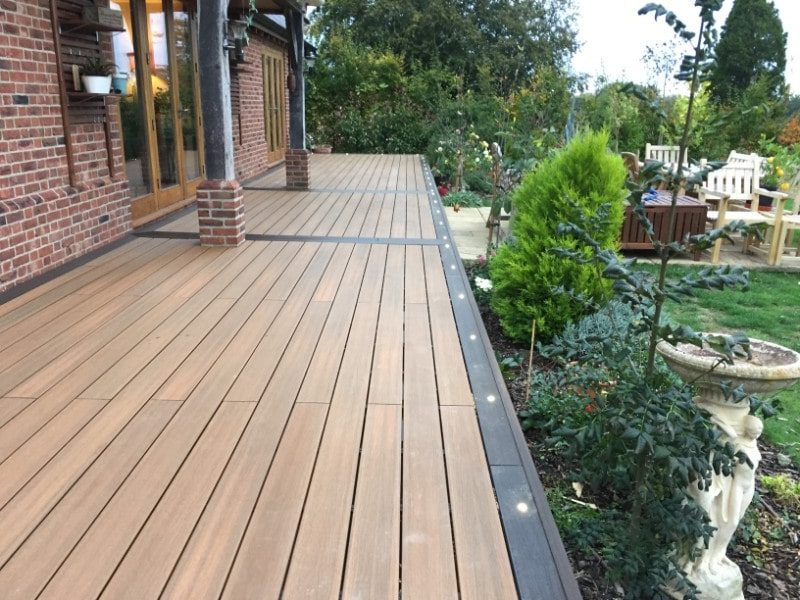 decking Hampshire