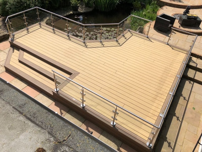 decking Romsey