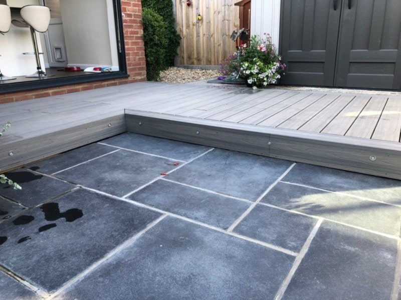 composite decking in winchester