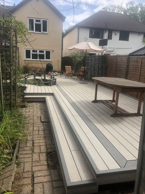 composite decking Romsey