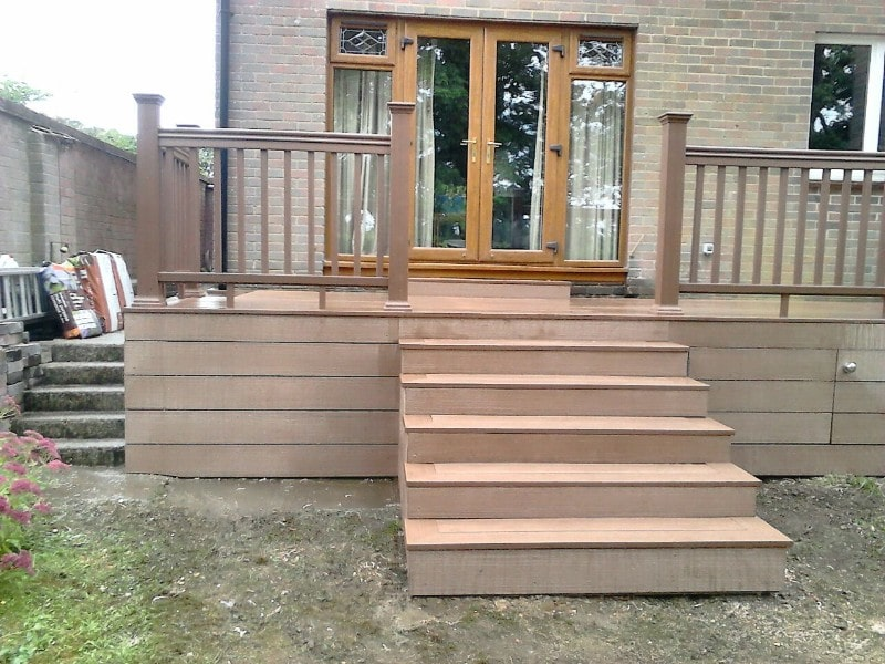 composite decking Winchester